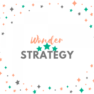 wonder startegy corso online di digital strategy